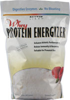 RAINBOW LIGHT: Whey Protein Energizer 14 oz