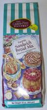Gluten Free Pantry Inc: W f fav sandwich brd mix 22 OZ