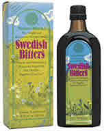 NATUREWORKS: Swedish Bitters Liquid Extract 3.38 fl oz