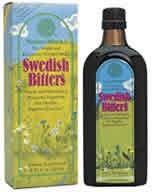 NATUREWORKS: Swedish Bitters Liquid Extract 8.45 fl oz