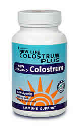 Colostrum Plus With BIO-Lipid Dietary Supplements