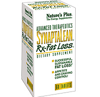 Natures Plus: Synaptalean RX-Fat Loss Tablet 60 tabs