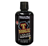 Natures Plus: FAST ACTING T-MALE LIQUID 30 OZ