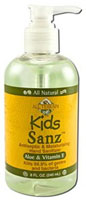 ALL TERRAIN: KidsSanz With Aloe 8 oz