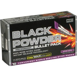 Mri: Black powder grape 10  pk 1