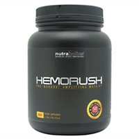 Nutrabolics: Hemorush orange 2.2 LB