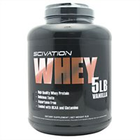 SCIVATION: SCIVATION WHEY VANILLA 5LB 1
