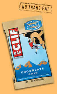 Clif bar choc chip 12  bx