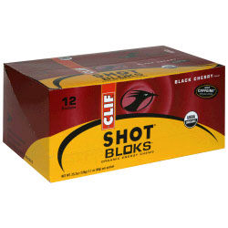 how to carry clif shot bloks
