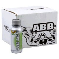 ABB: SPEED SHOT GLACIER GREEN 8.5oz  12 CASE 8.5 OZ 12 CASE