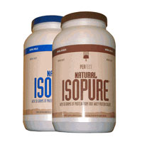 ISOPURE NATURAL CHOCOLATE